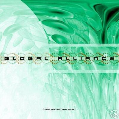GLOBAL ALLIANCE PSY-TRANCE PHATMATIX MR PECULIAR CD
