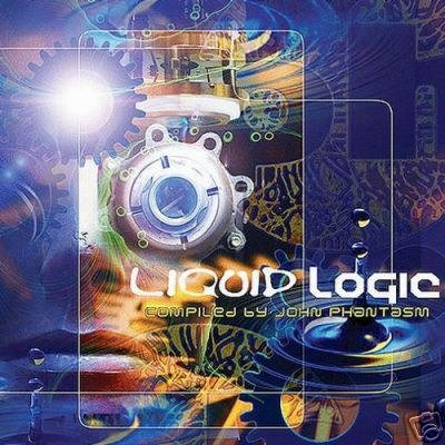 LIQUID LOGIC DICKSTER SHAKTA ESKIMO PHANTASM TRANCE CD