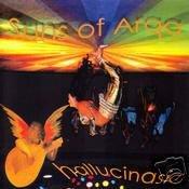 SUNS OF ARQA HALLUCINASIA SUPERB TRIBAL DUB AMBIENT CD