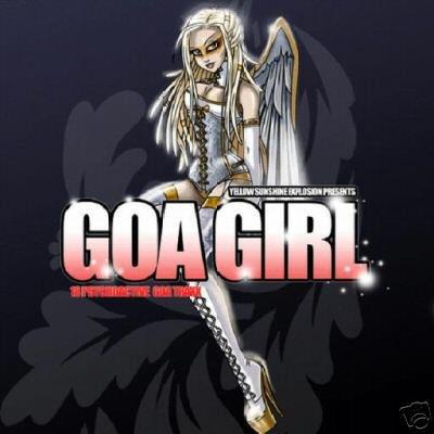 GOA GIRL VOLUME 2 TWO ASTRIX LAMAT ANIKI KAILUM CD