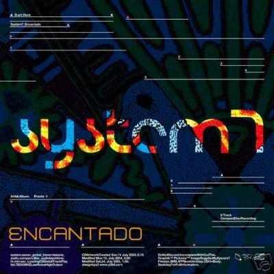 SYSTEM 7 ENCANTANDO OOP TECHNO AMBIENT PSY-TRANCE CD