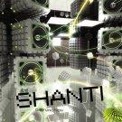 SHANTI DISFUNCTION JUVENILE STUNNING RARE PSY-TRANCE CD