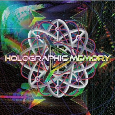 HOLOGRAPHIC MEMORY 1 ONE RARE JAPAN OOP PSY-TRANCE CD