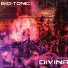 BIO-TONIC DIVINA RARE OOP JAPANESE PSY-TRANCE CD IMPORT