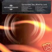 SURROUNDED 2 TWO RED MOON PROGRESSIVE TRANCE RARE CD
