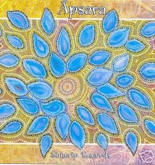 APSARA AES DANA YESOD AVIGMATI KA-SOL GOASIA TRANCE CD
