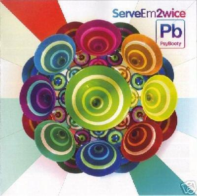 SERVEM2WICE SERVE EM TWICE M-FIELD DUCA PROPHEI CD