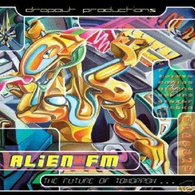 ALIEN FM THE NOMMOS JELLYHEADZ OCELOT YAB-YUM RARE CD