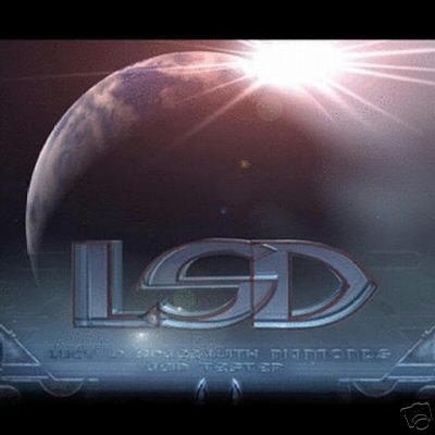 ACID TESTER LUCY IN SPACE WITH DIAMONDS PSY-TRANCE CD
