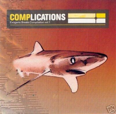 COMPLICATIONS FINLAND FINNISH SCANDANAVIAN BREAKBEAT CD