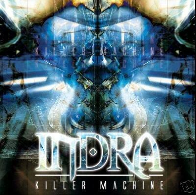 INDRA OSHRI KRISPIN KILLER MACHINE ISREAL PSY-TRANCE CD Item number: 270115335686