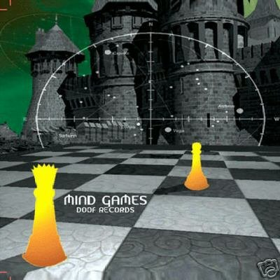 MIND GAMES PSY-TRANCE ENTROPY CCL KASHYYYK CACTUS CD