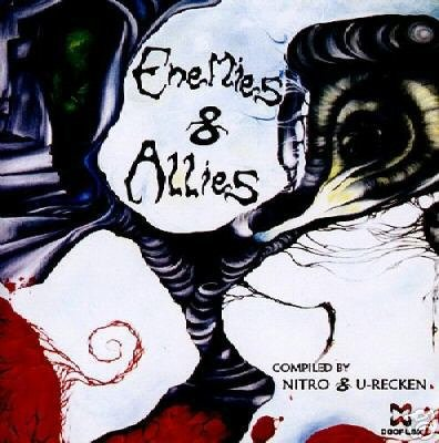 ENEMIES AND & ALLIES ZION DNA ISRAEL PSY-TRANCE CD