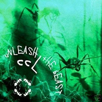 CCL UNLEASH THE BEAST SUPERB ISRAELI PSY-TRANCE CD