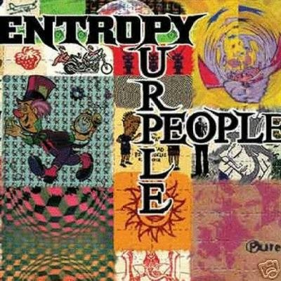 ENTROPY PURPLE PEOPLE DOOF ISRAEL PSY-TRANCE CD