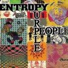 ENTROPY PURPLE PEOPLE DOOF ISRAEL PSY-TRANCE CD