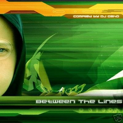 BETWEEN THE LINES DJ OSHO ISREAL PROGRESSIVE TRANCE CD