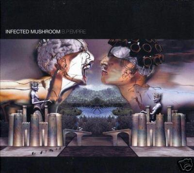 INFECTED MUSHROOM B.P.EMPIRE OOP COLLECTORS CD IMPORT