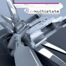 MULTISTATE COLLABORATING WITH MACHINES PSY-TRANCE CD