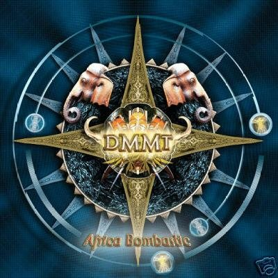 DMMT AFRICA BOMBASTIC SOUTH AFRICAN PSY-TRANCE CD