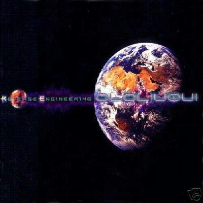 OLILIUQUI REVERSE ENGINEERING PROGRESSIVE PSY-TRANCE CD