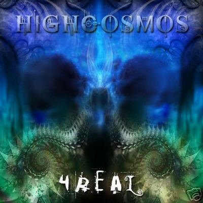 HIGHCOSMOS 4REAL STUNNING GERMAN PSY-TRANCE CD IMPORT