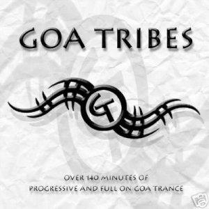 GOA TRIBES YAHEL NEELIX GATAKA PIXEL DNA 140MIN CD SET
