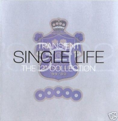 "SINGLE LIFE THE 12"" COLLECTION V RARE GOA TRANCE CD"