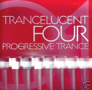 TRANSLUCENT 4 FOUR PROGRESSIVE TRANCE TRANSIENT OOP CD