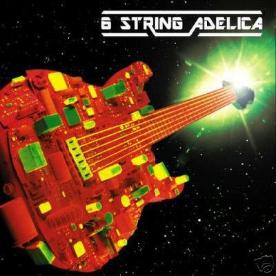 6 SIX STRING ADELICA EAT STATIC OFORIA PSYCRAFT RARE CD