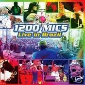 1200 MICS MICROGRAMS LIVE IN BRAZIL SUPERB TRANCE CD
