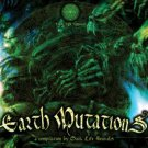 EARTH MUTATIONS SAMADHI LAB PSYCHOZ MEGALOPSY RARE CD