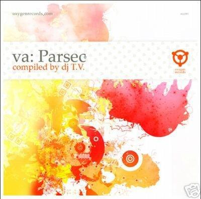 VARIOUS PARSEC PSYCHEDELIC PSY-TRANCE CZECH REPUBLIC CD