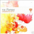 VARIOUS PARSEC PSYCHEDELIC PSY-TRANCE CZECH REPUBLIC CD