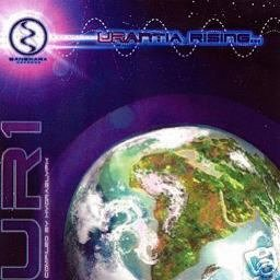 URANTIA RISING PHYX PSY-TRANCE SOUTH AFRICA CD IMPORT