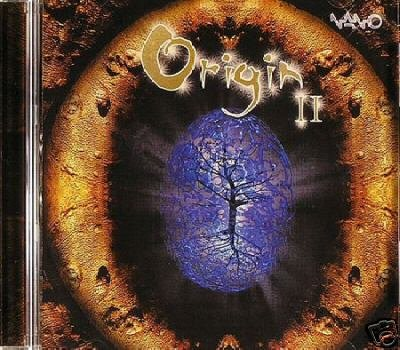 ORIGIN 2 CAPE TOWN FESTIVAL SOUTH AFRICA TRANCE CD