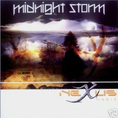 MIDNIGHT STORM 1 SOUTH AFRICAN ARTIFAKT PSY-TRANCE CD