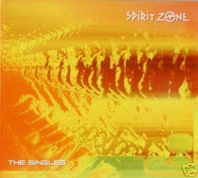 SPIRIT ZONE RECORDINGS THE SINGLES HARD GOA TRANCE CD