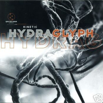 HYDRAGLYPH KINETIC SOUTH AFRICAN PSY-TRANCE CD