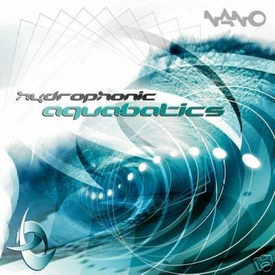 HYDROPHONIC AQUABATICS SOUTH AFRICA PSY-TRANCE CD