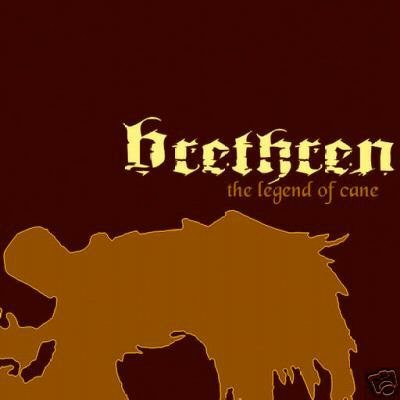BRETHREN THE LEGEND OF CANE SOUTH AFRICA PSY-TRANCE CD