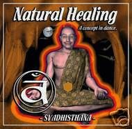 NATURAL HEALING SVADHISTHANA DJ BIM GERMAN TRANCE CD