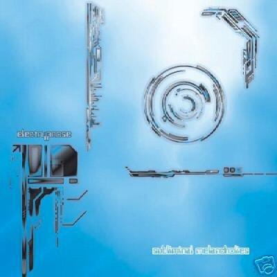 ELECTRYPNOSE SUBLIMINAL MELANCHOLIES AMBIENT GERMAN CD