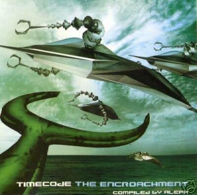 THE ENCROACHMENT ARTIFAKT STRALIA RASTALIENS PHYX CD