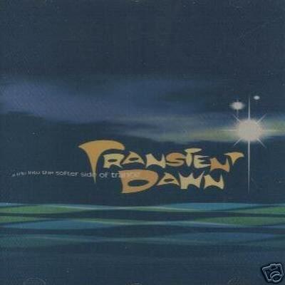 TRANSIENT DAWN ANUBIS COSMOSIS MESSIAH GOA TRANCE CD