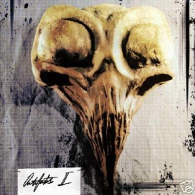 ARTIFAKT ARTIFAKTS 2 V RARE PSY-TRANCE SOUTH AFRICA CD