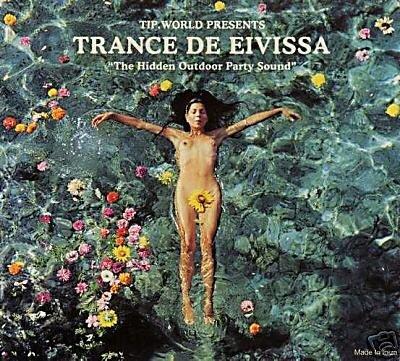 TRANCE DE EIVISSA ETNICA RARE TIP.WORLD PSY-TRANCE CD