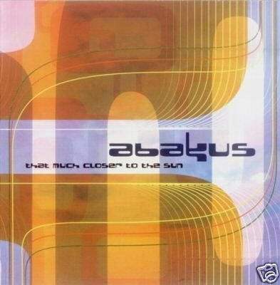 ABAKUS THAT MUCH CLOSER TO THE SUN SUPERB AMBIENT CD