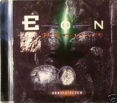 EON PROJECT ELEMENT OVER NATURE BRAIN FILTER V RARE CD