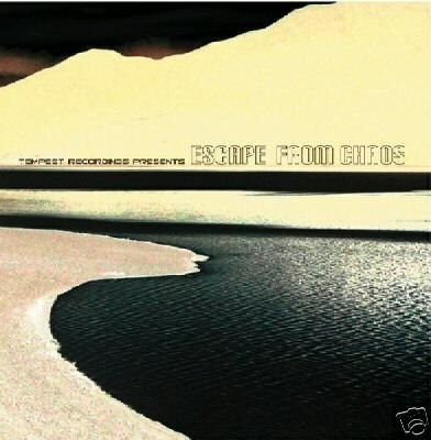 ESCAPE FROM CHAOS TEMPEST RECORDINGS DUB AMBIENT CD